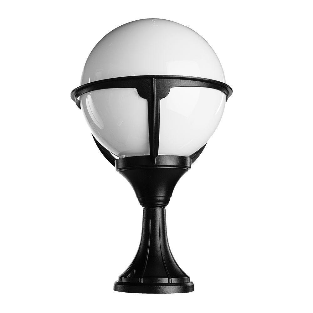 Уличный светильник Arte Lamp A1494FN-1BK, белый цена 2017