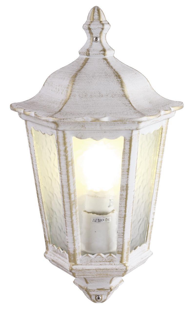 Уличный светильник Arte Lamp A1809AL-1WG, белый светильник настенный arte lamp bettina a1296ap 1wg 4650071250154