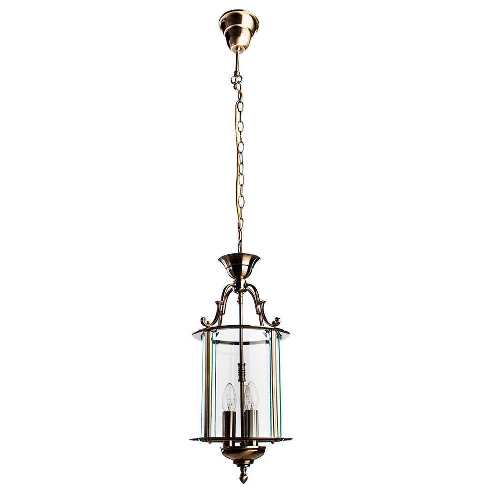 Подвесной светильник Arte Lamp A6503SP-3AB, бронза цены