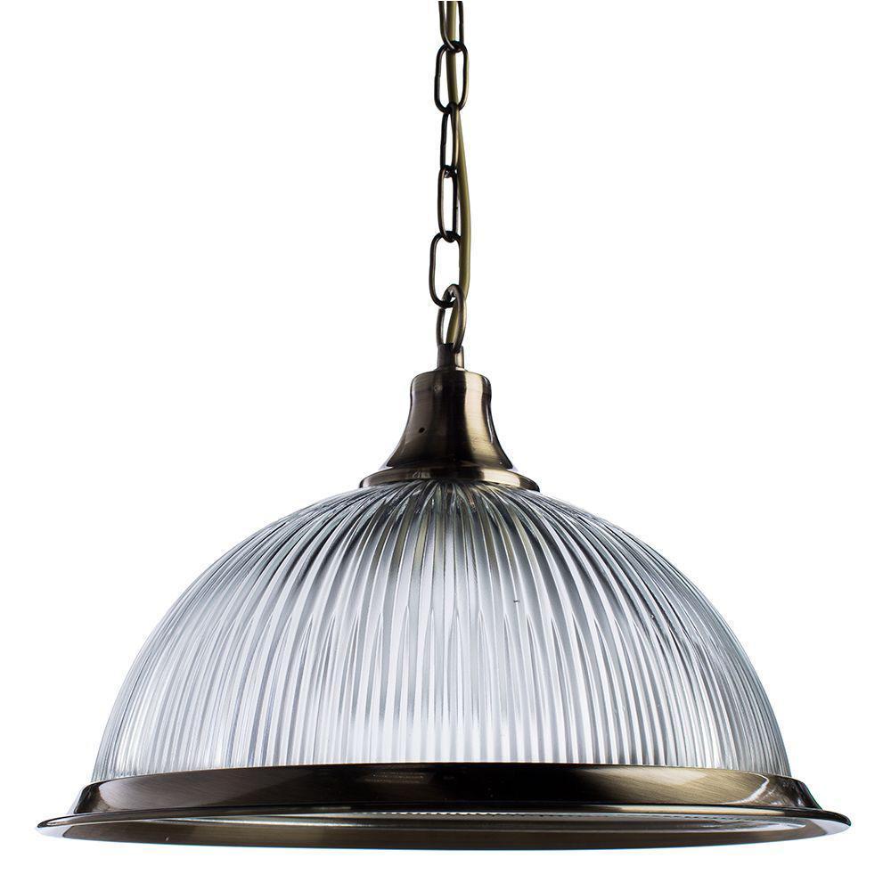 Подвесной светильник Arte Lamp A9366SP-1AB, бронза