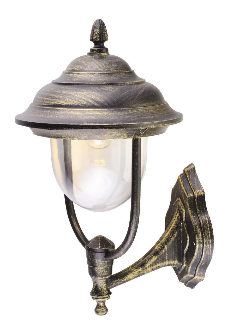 Уличный светильник Arte Lamp A1481AL-1BN, бронза уличный подвесной светильник arte lamp genova a1205so 1bn