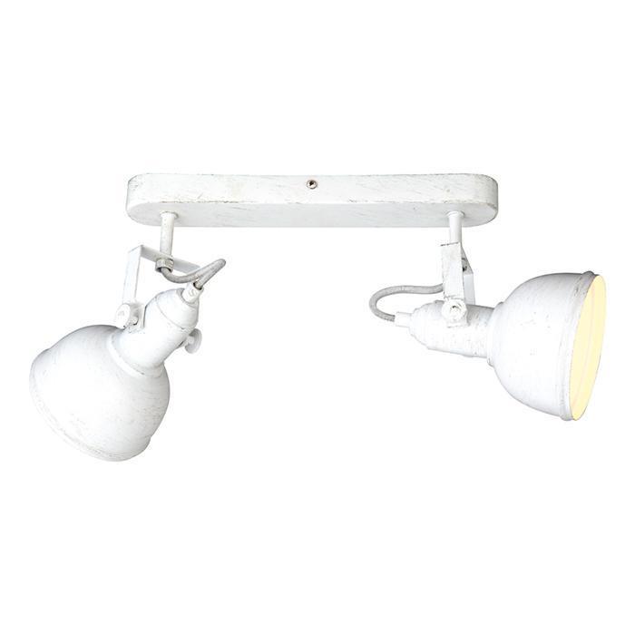 Светильник Arte Lamp A5213AP-2WG, белый спот arte lamp a1406ap 2wg
