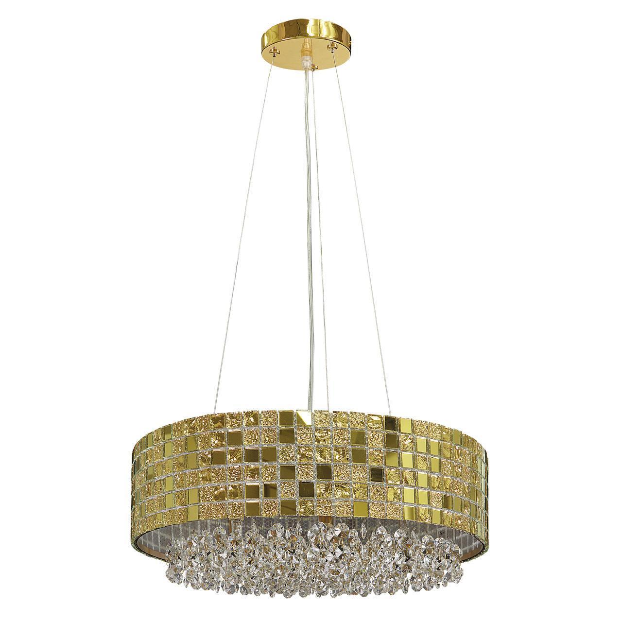 Подвесной светильник Lightstar 743162, золотой