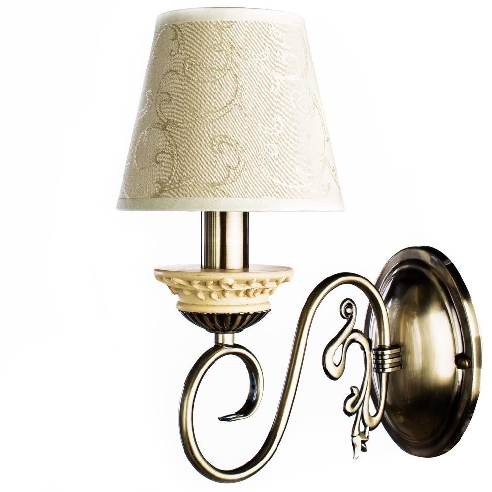 Бра Arte Lamp A9070AP-1AB, E14, 60 Вт