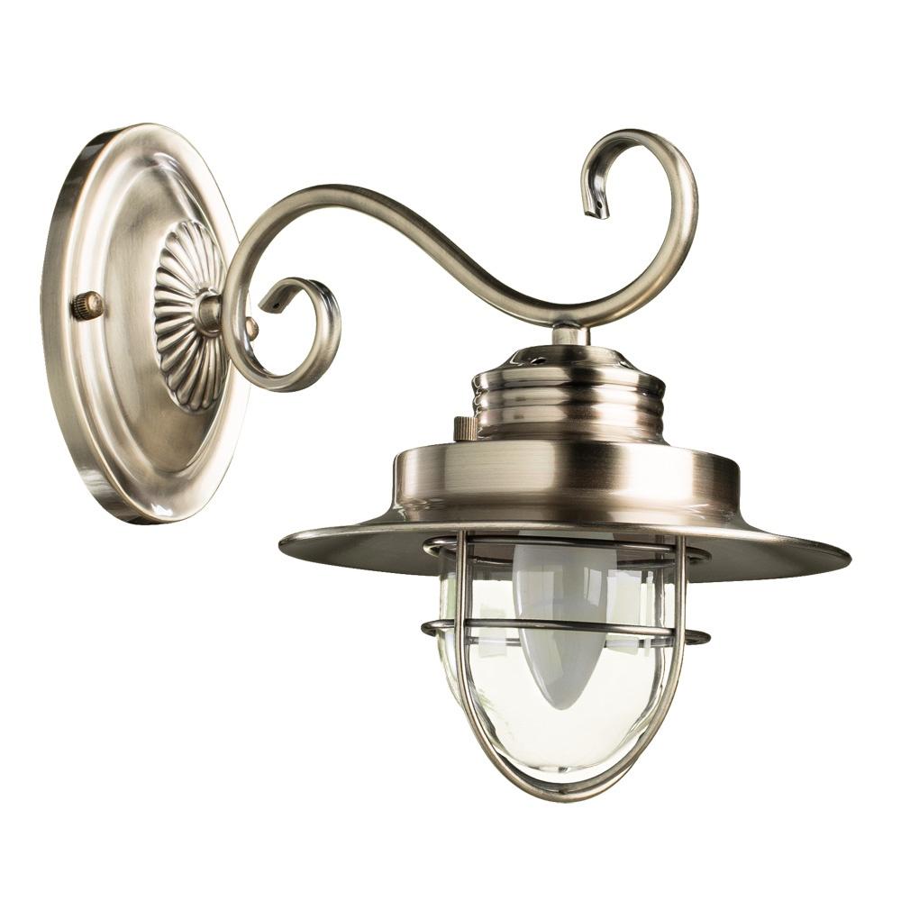 Бра Arte Lamp A4579AP-1AB, E27, 60 Вт