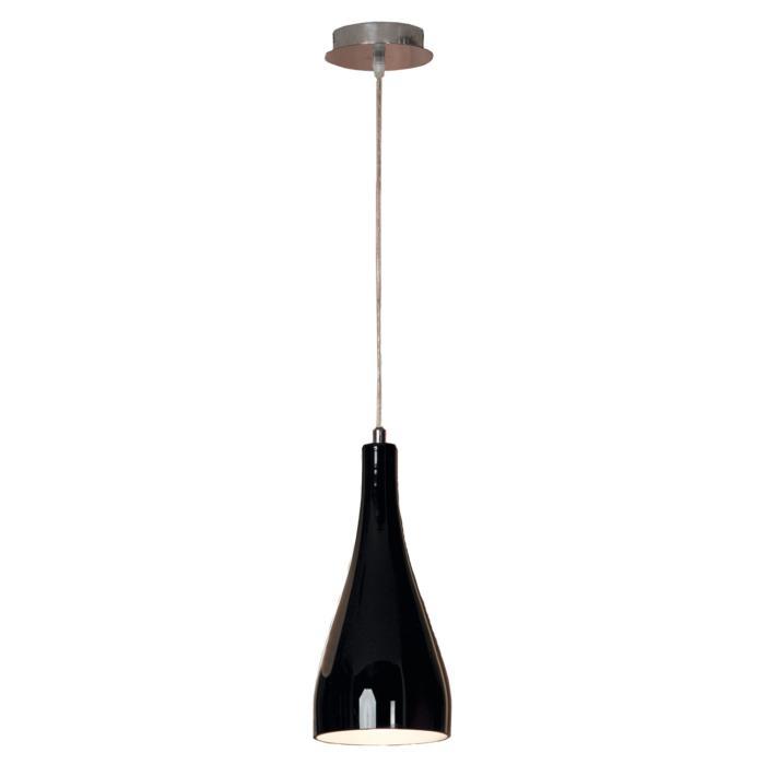 Подвесной светильник Lussole LSF-1196-01, серый металлик цена
