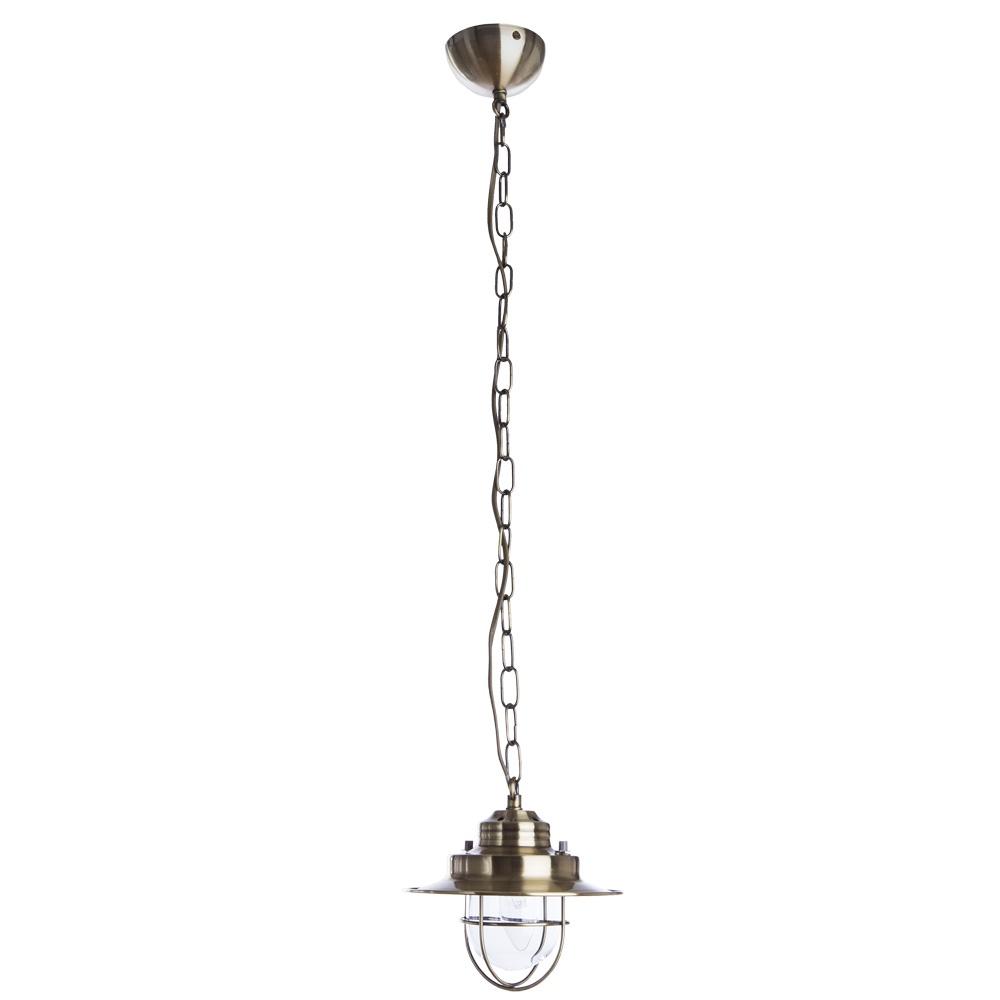 Подвесной светильник Arte Lamp A4579SP-1AB, E27, 60 Вт