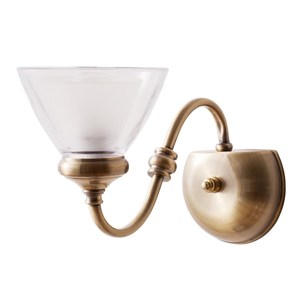 Бра Arte Lamp A5184AP-1AB, E14, 40 Вт