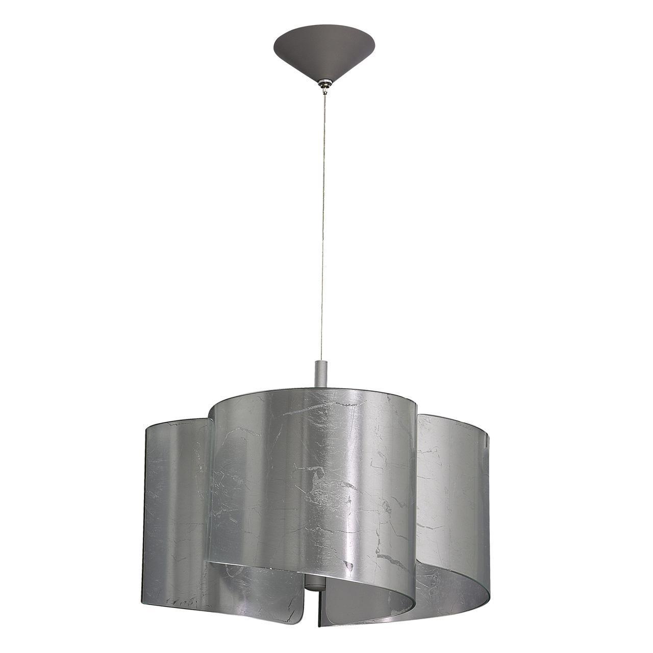 Подвесной светильник Lightstar 811134, серебристый