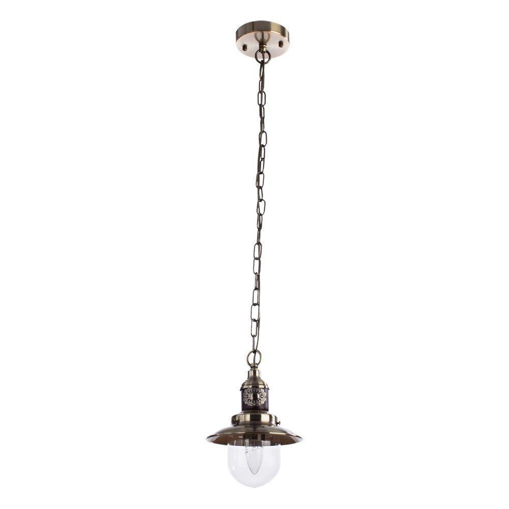 Подвесной светильник Arte Lamp A4524SP-1AB, бронза