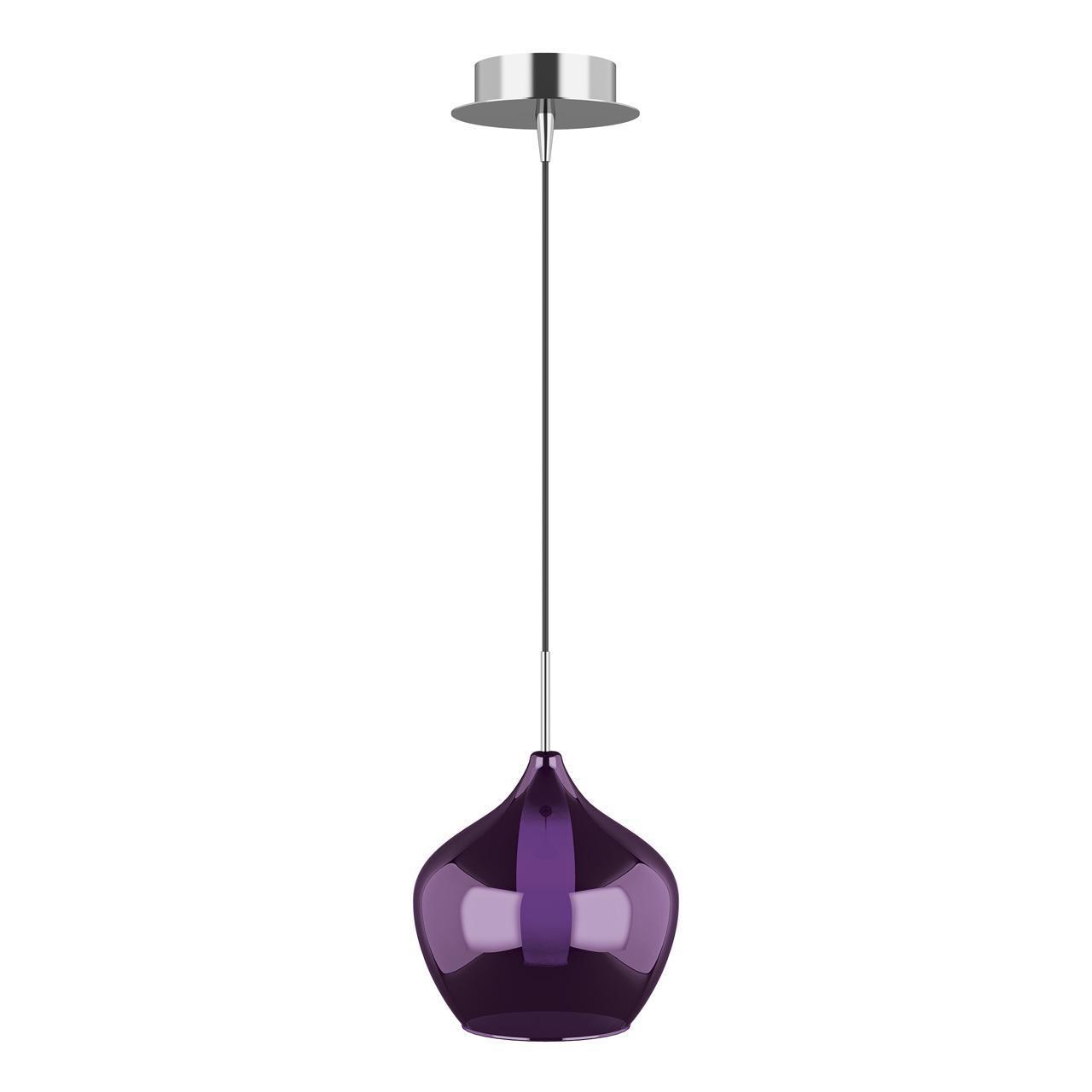 Подвесной светильник Lightstar 803049, фиолетовый