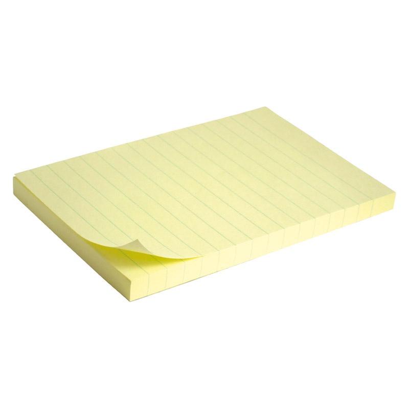 Бумага для заметок Axent 178-D3330-01 бумага с липким слоем 3m 90 листов 51х76 мм желтый 656 s