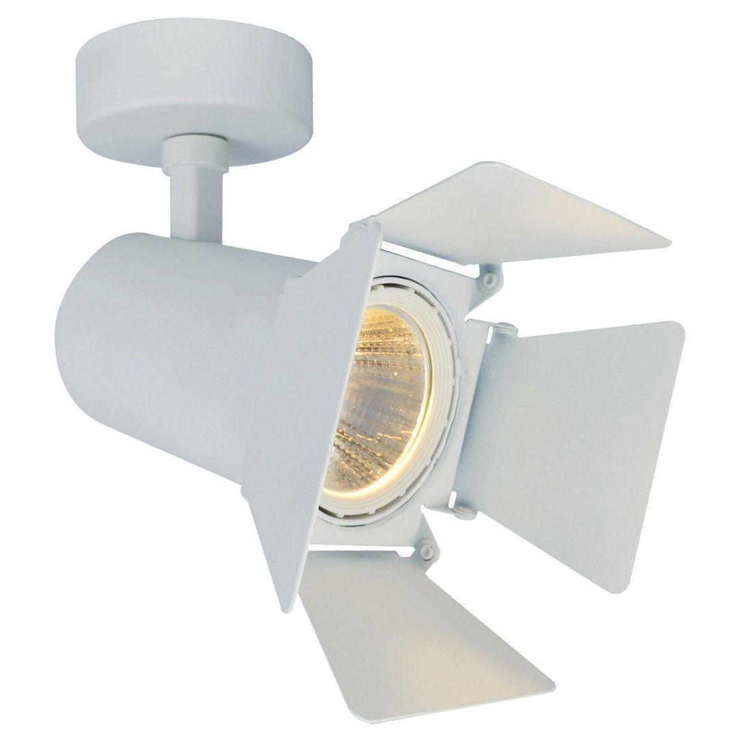 Спот Arte Lamp A6709AP-1WH, LED, 9 Вт