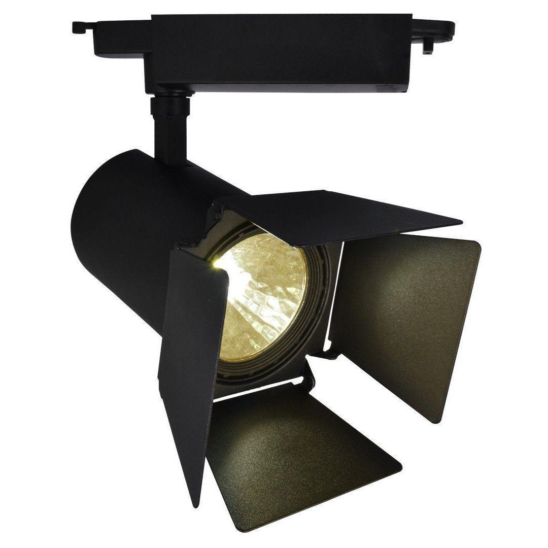 Потолочный светильник Arte Lamp A6730PL-1BK, черный favourite трековый светодиодный светильник arte lamp track lights a6730pl 1bk