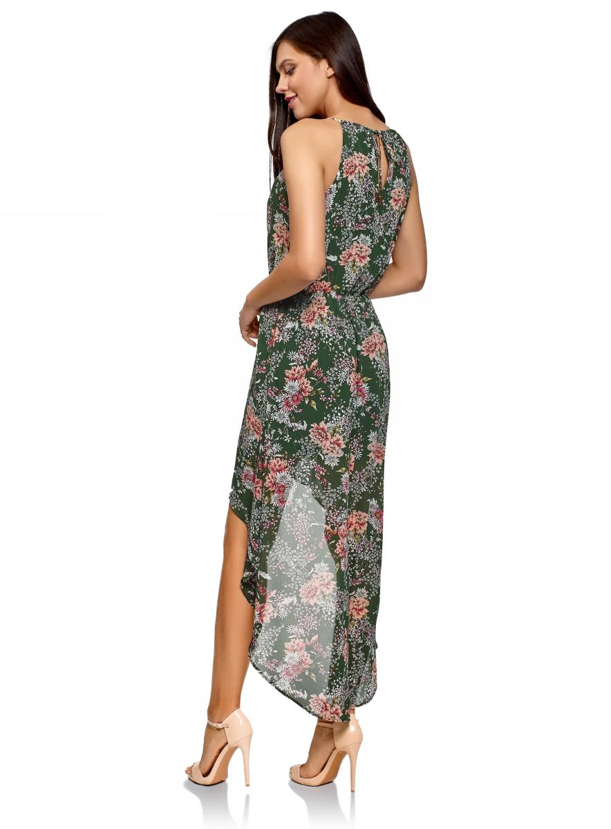 Платье oodji Ultra  4680488742348, 11910064-3B/35271/6954F 2
