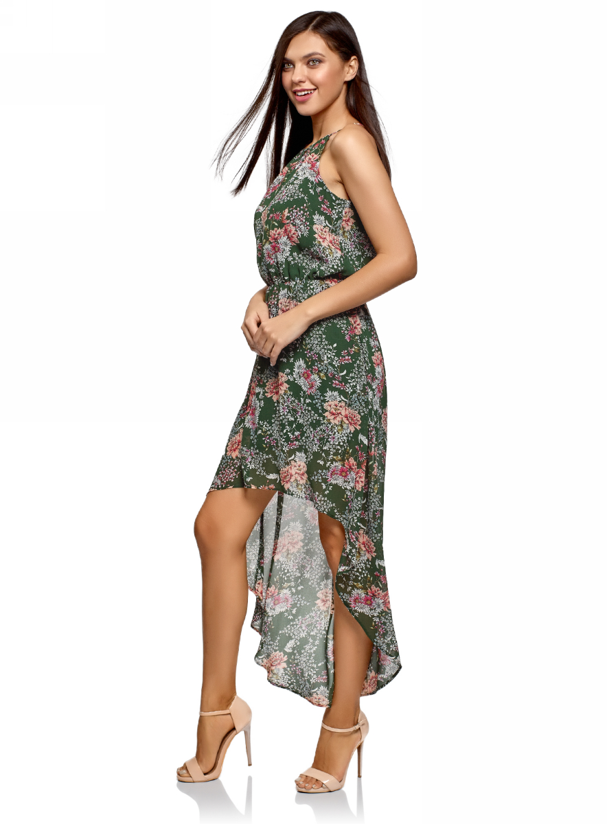 Платье oodji Ultra  4680488742348, 11910064-3B/35271/6954F 5