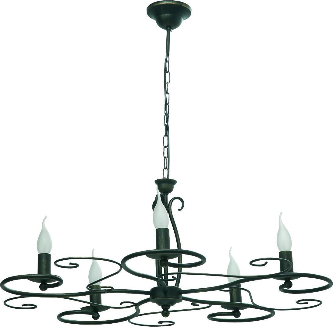 Подвесной светильник Nowodvorski 3646, черный цена