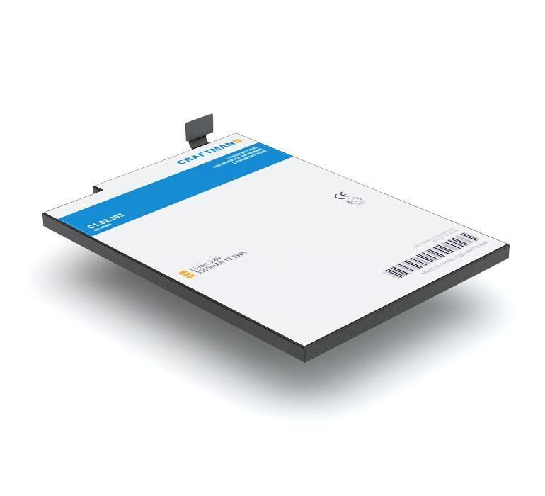 Аккумулятор для телефона Craftmann BV-4BWA для Nokia Lumia 1320 аккумулятор для телефона craftmann he321 для nokia 5