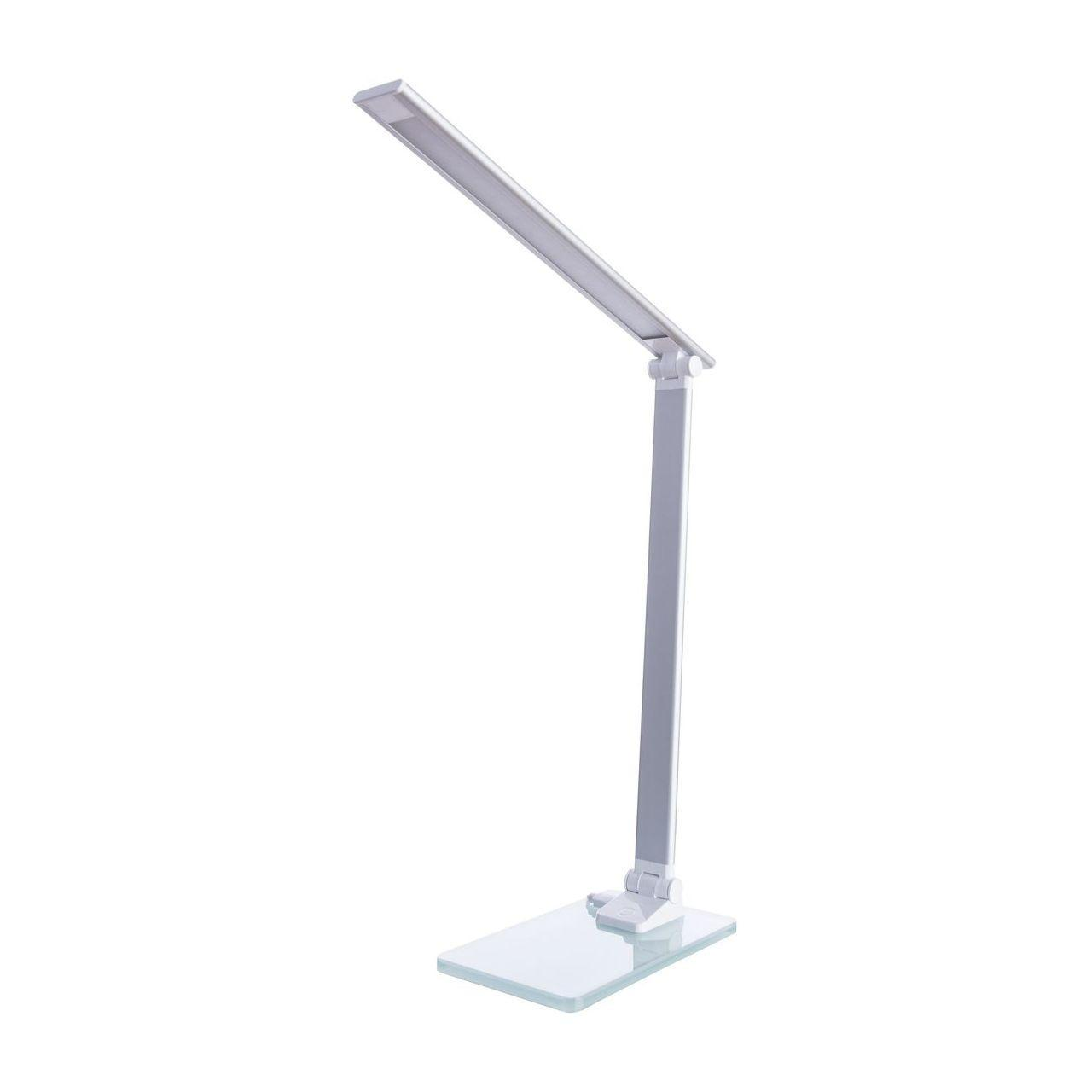 Настольный светильник Arte Lamp A1116LT-1WH, белый светильник настольный arte lamp sphere a6020lt 1wh 4630001047146