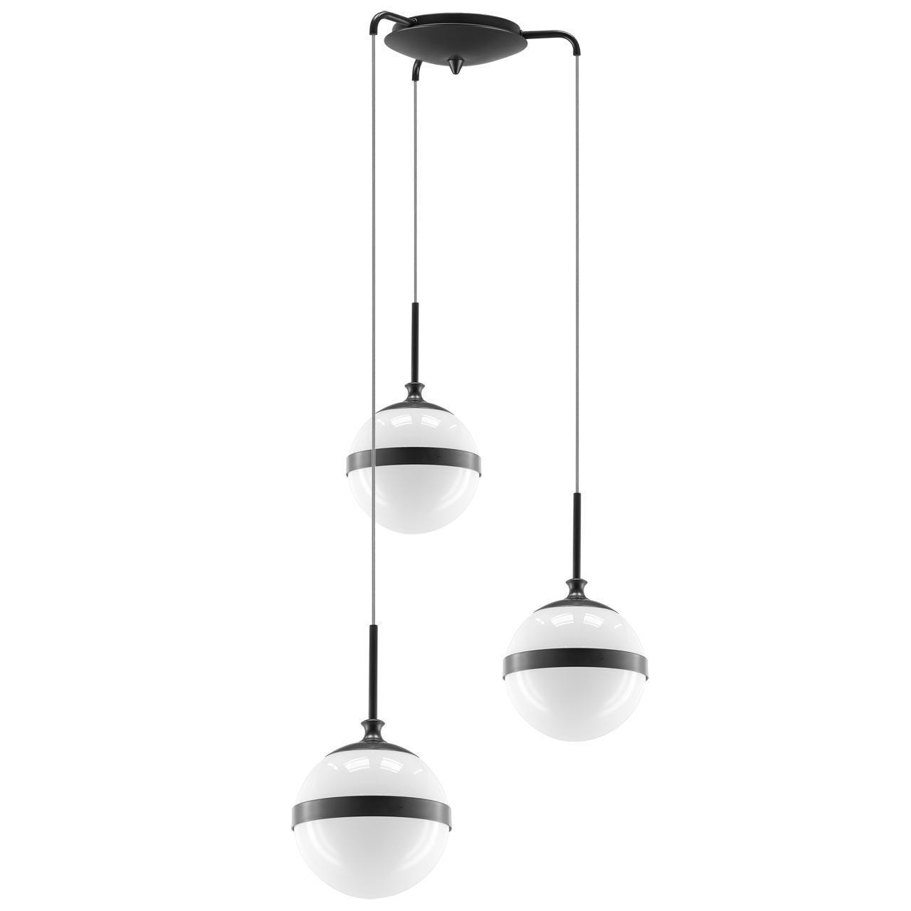 Подвесной светильник Lightstar 813137, белый цена и фото
