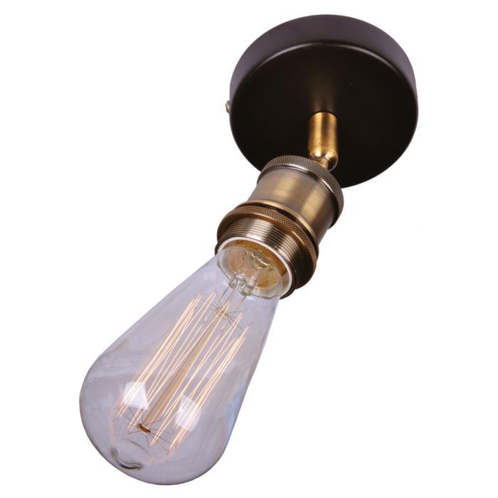 лучшая цена Настенно-потолочный светильник Lussole LSP-9320, E27, 60 Вт