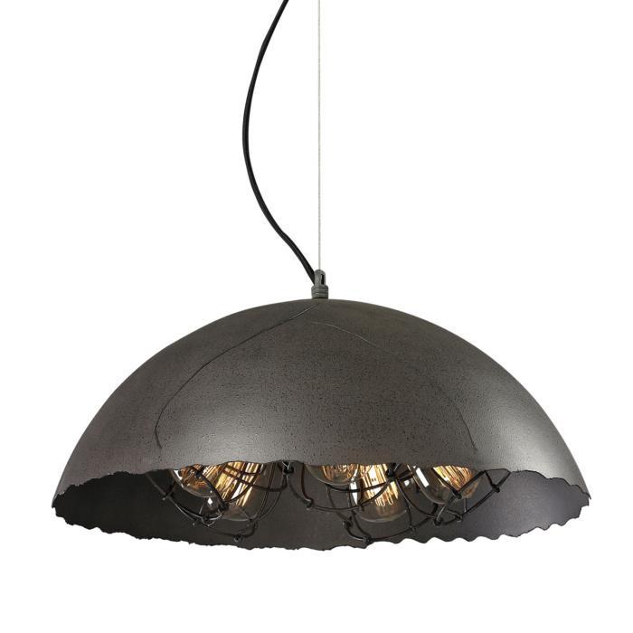 Подвесной светильник Lussole LSP-9625, черный