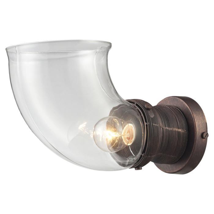 Бра Lussole LSP-9127, коричневый