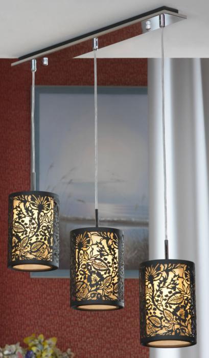 Подвесной светильник Lussole LSF-2376-03, E14, 40 Вт