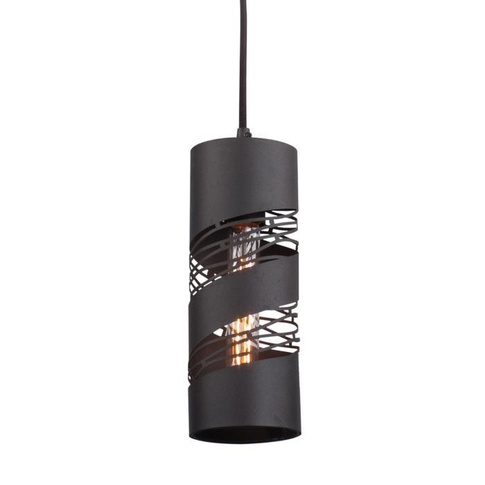 Подвесной светильник Lussole LSP-9651, E27, 60 Вт светильник lussole loft loft 24 lsp 9651