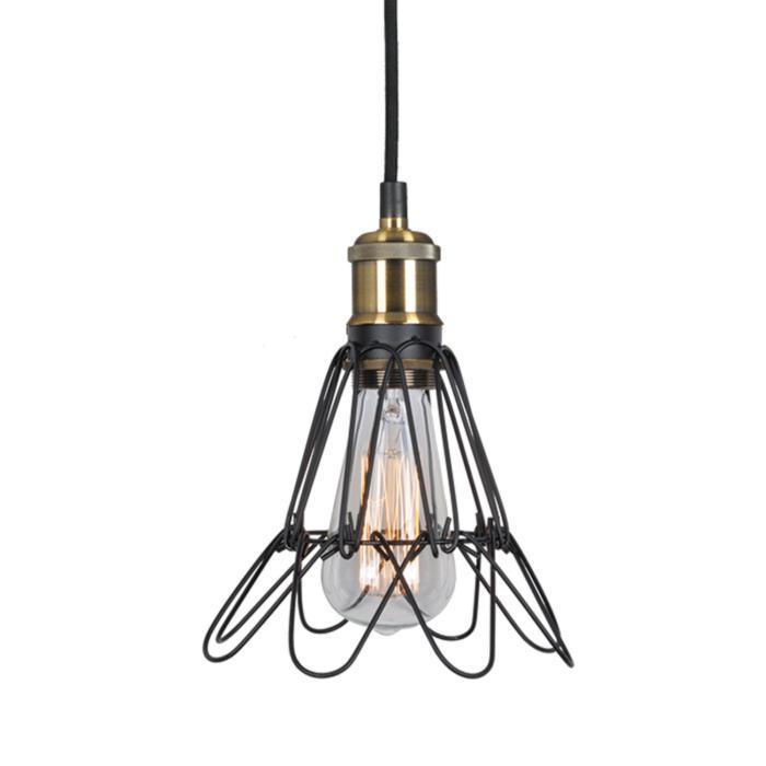 Фото - Подвесной светильник Lussole LSP-9609, черный подвесной светильник lussole lsp 9607 черный