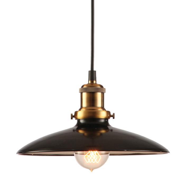 Подвесной светильник Lussole LSP-9604, черный цены