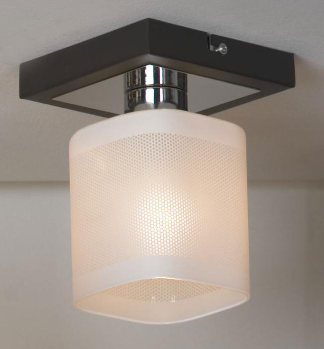 Потолочный светильник Lussole LSL-9007-01, E14, 40 Вт цена