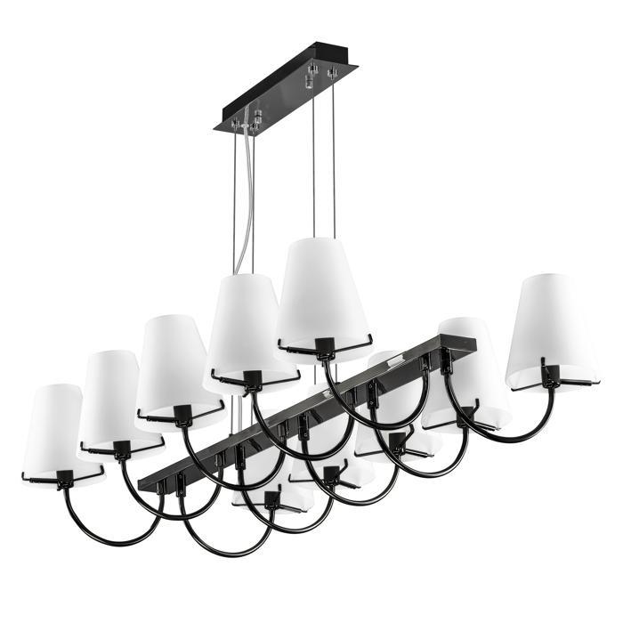 Подвесной светильник Lightstar 758107, серый металлик подвесная люстра lightstar diafano 758107