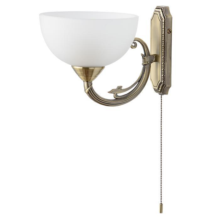 Бра Mw Light 318020801, бронза
