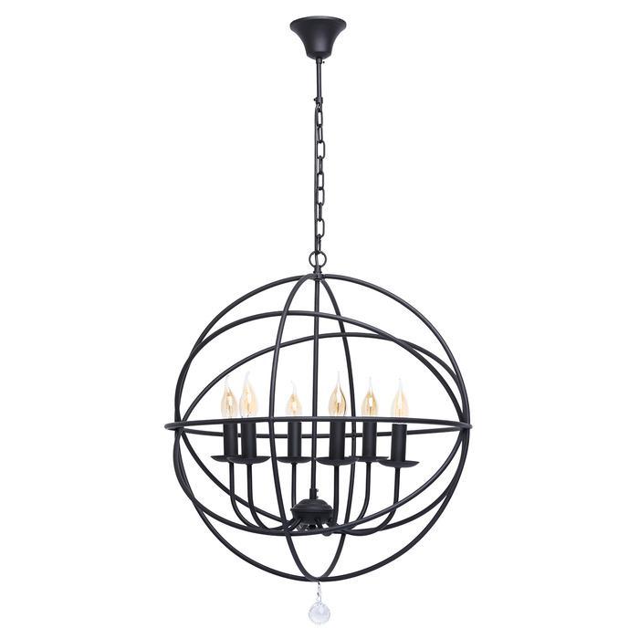 цена на Подвесной светильник Mw Light 249017106, черный