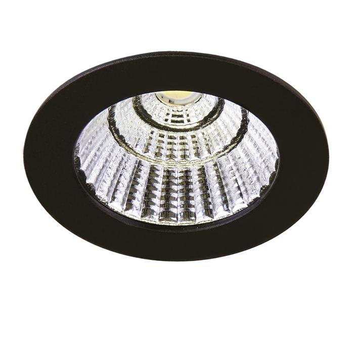Встраиваемый светильник Lightstar 212417, черный212417Встраиваемый светильник с одной лампой Lightstar 212417 серии Soffi 11 в современном стиле подчеркнет стиль помещения. Размеры (Диаметр х Высота) 70х0 мм.