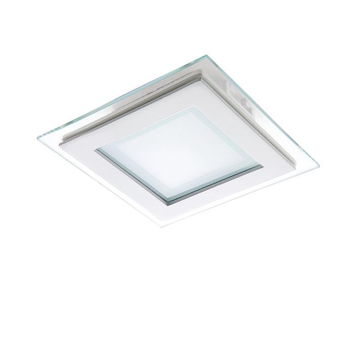 Встраиваемый светильник Lightstar 212020, LED, 6 Вт встраиваемый светильник lightstar led 6 вт