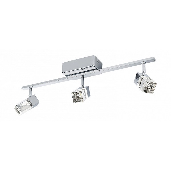 Настенно-потолочный светильник Eglo 95294, серый металлик настенно потолочный светильник eglo 95633 серый металлик