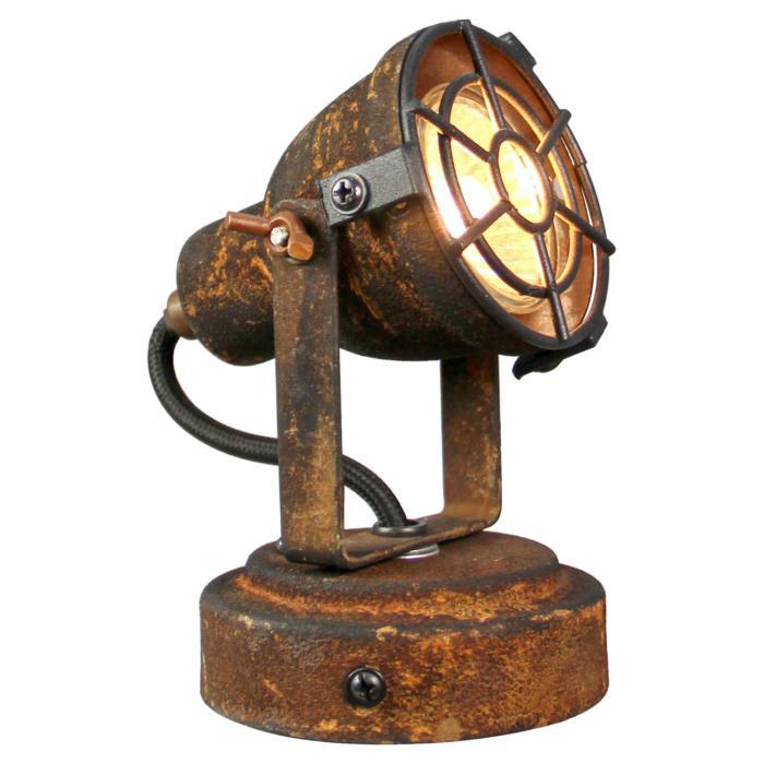Настенно-потолочный светильник Lussole LSP-9802, коричневый все цены