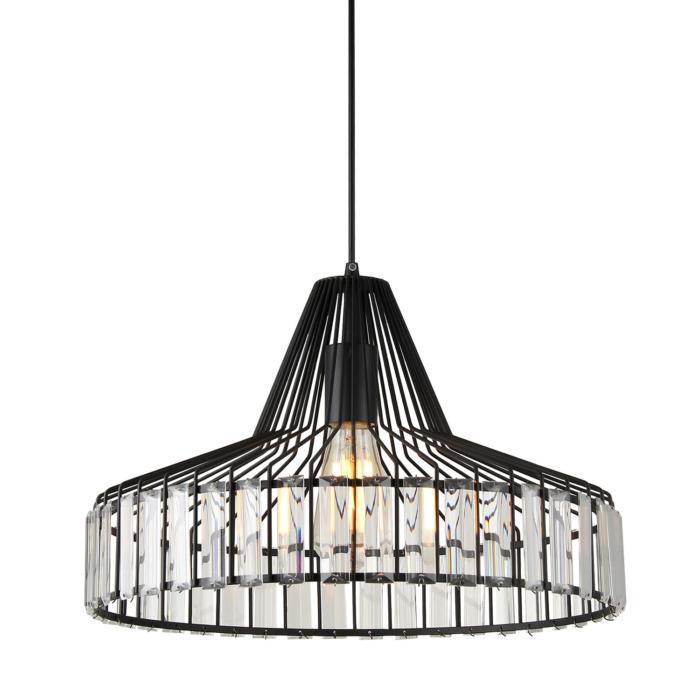 Фото - Подвесной светильник Lussole LSP-9948, черный подвесной светильник lussole lsp 9607 черный