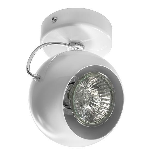 Настенно-потолочный светильник Lightstar 110566, белый цены