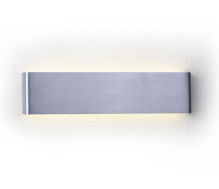 Настенный светильник Crystal Lux CLT 323W360 AL, LED, 16 Вт настенный светильник crystal lux clt 323w360 white