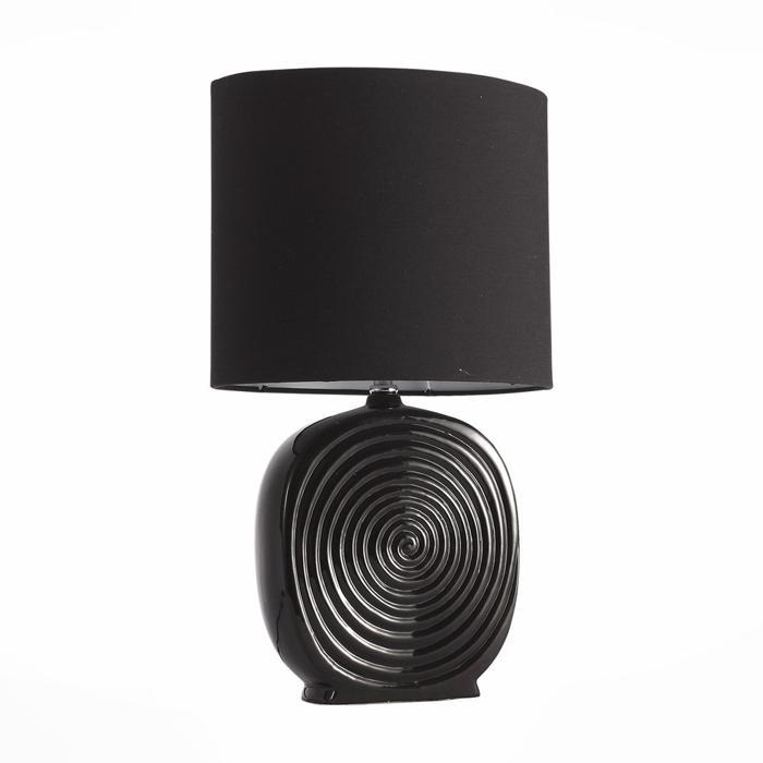 Настольный светильник St Luce SL991.404.01, черный