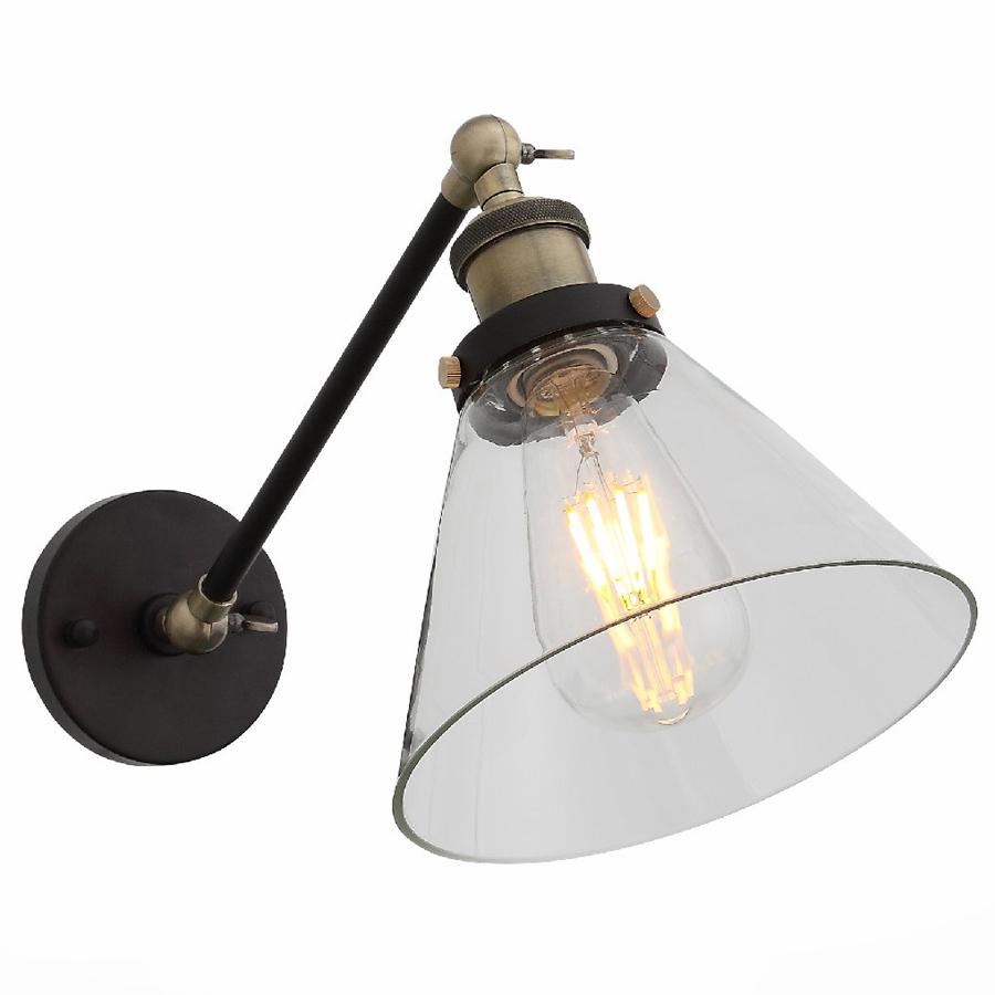 Настенно-потолочный светильник St Luce SL237.411.01, черный