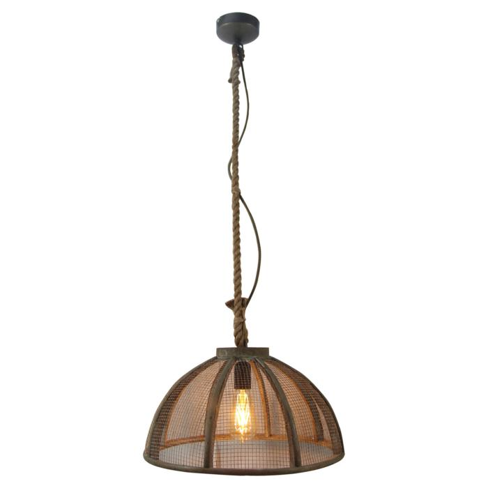цена на Подвесной светильник Lussole LSP-9806, коричневый
