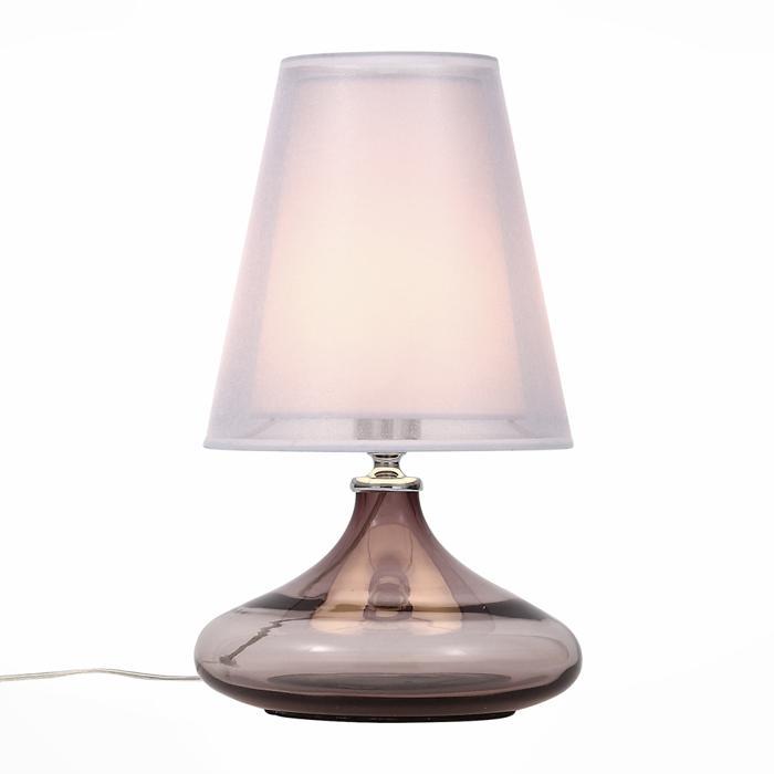 Настольный светильник St Luce SL974.604.01, розовый