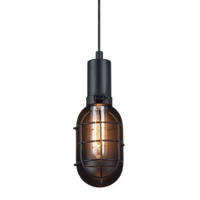 Фото - Подвесной светильник Lussole LSP-9816, черный подвесной светильник lussole lsp 9607 черный