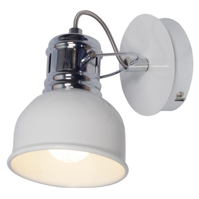 Настенно-потолочный светильник Lussole LSP-9955, белый спот lussole lgo lsp 9955