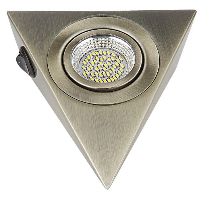 Встраиваемый светильник Lightstar 003141, бронза накладной светильник mobiled ango 003340