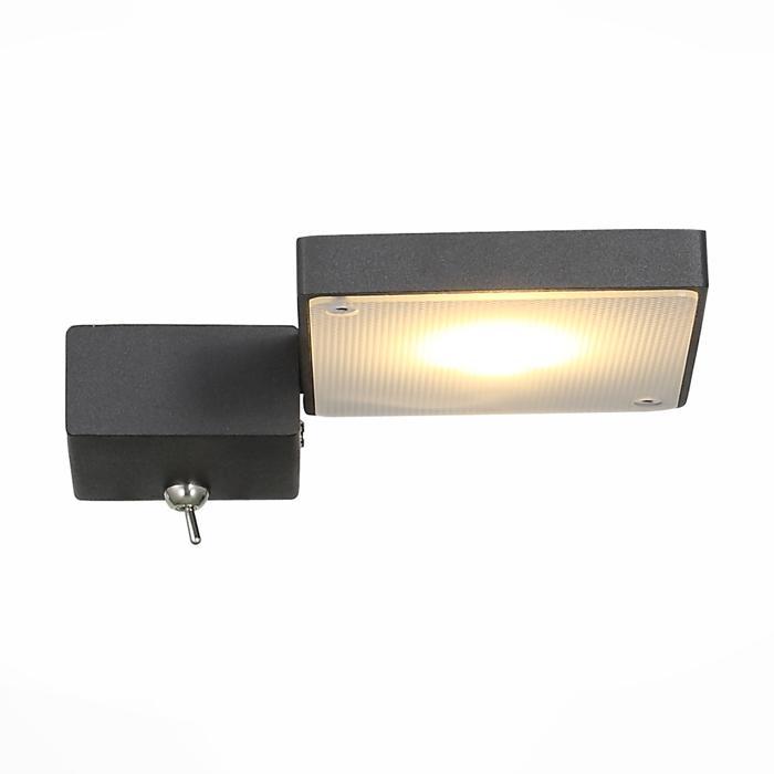 Бра ST Luce SL608.401.01, LED, 6 Вт бра st luce sl581 011 01 led 6 вт